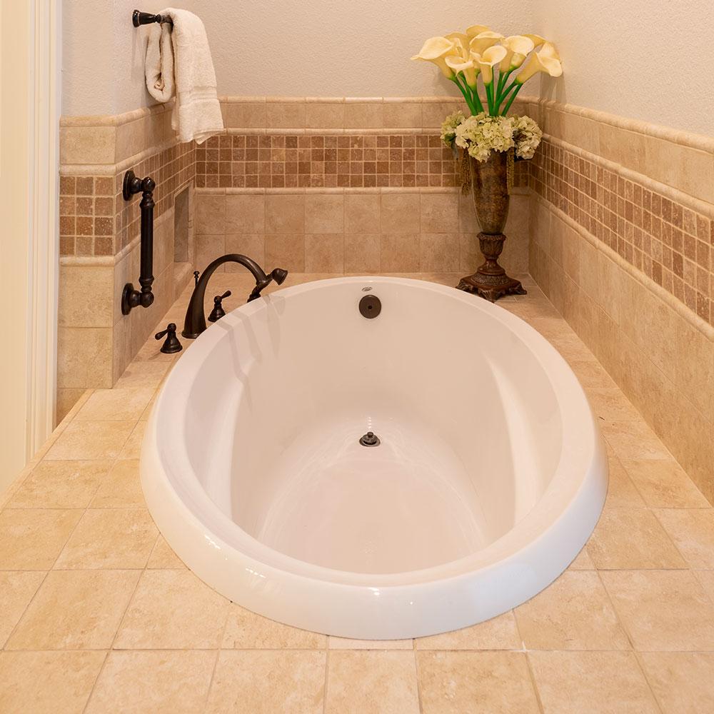 Built-in Tubs